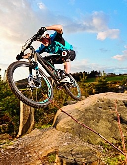 Tame the trails with added mountain bike fitness