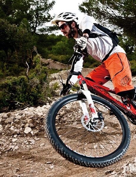 The Tracker R is a diamond in the rough, and great on descents