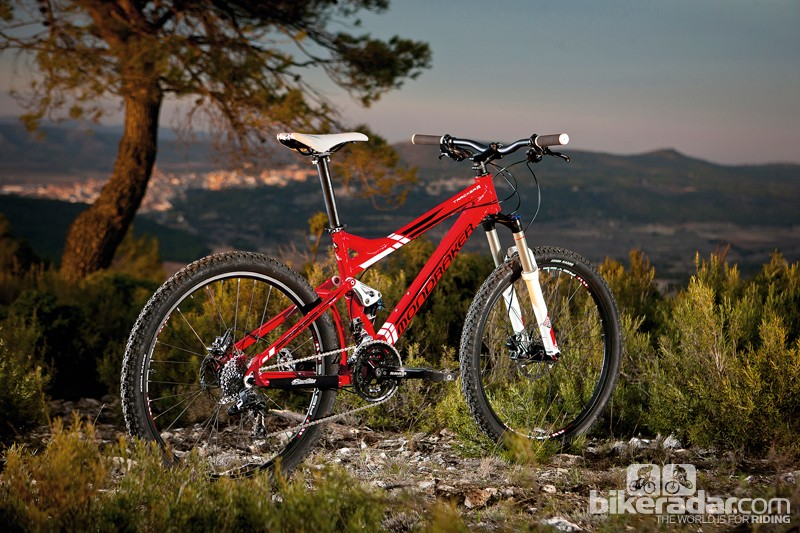 Mondraker Tracker R - First ride - BikeRadar