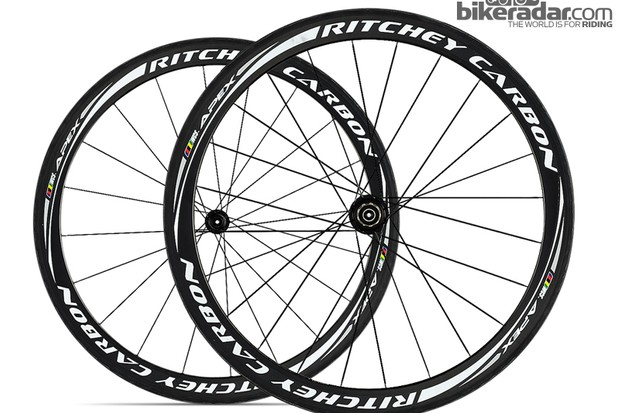 Ritchey Apex WCS wheelset