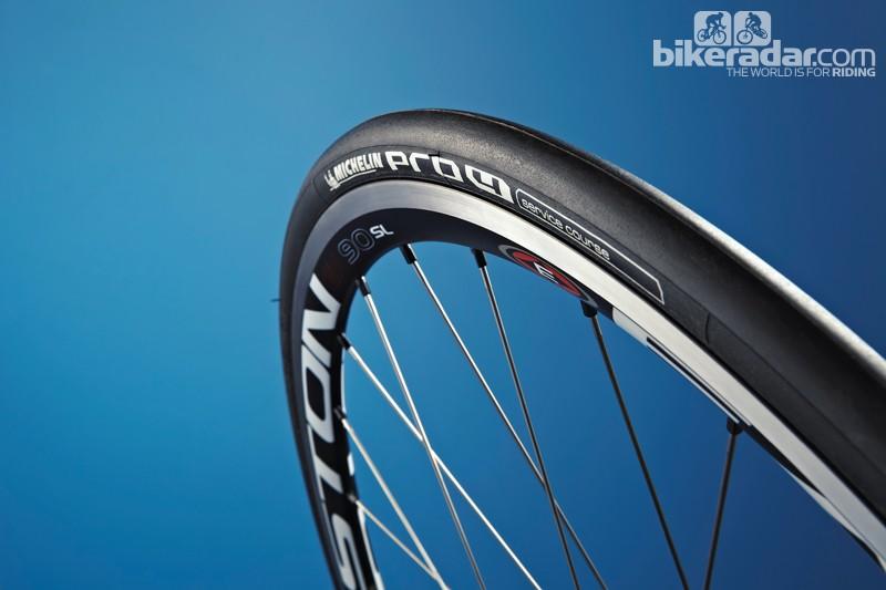 Michelin Pro 4 Service Course tyre