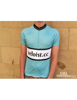 veloist.cc's Fresh jersey is one of six in their new range