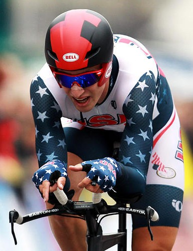 Taylor Phinney has almost 60,000 Twitter followers