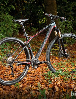 The Ghost's great looks and ride feel could tempt riders of 26in-wheeled bikes  to join the 29er party