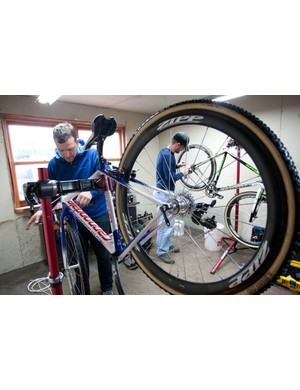 Professional mechanic Daimeon Shanks says major problems can be prevented with five easy pre-ride checks