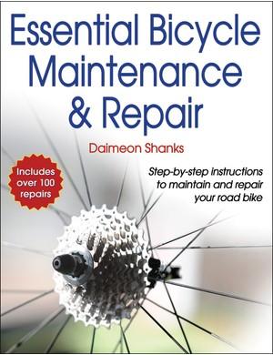 Essential Bicycle Maintenance & Repair is avilable on HumanKinetics.com