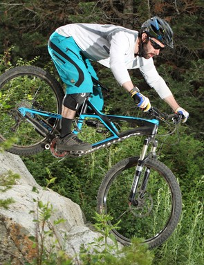 The Specialized Enduro Expert Carbon is a downhill dream