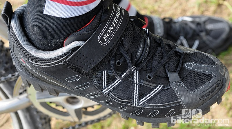 Bontrager SSR Multisport trail shoes