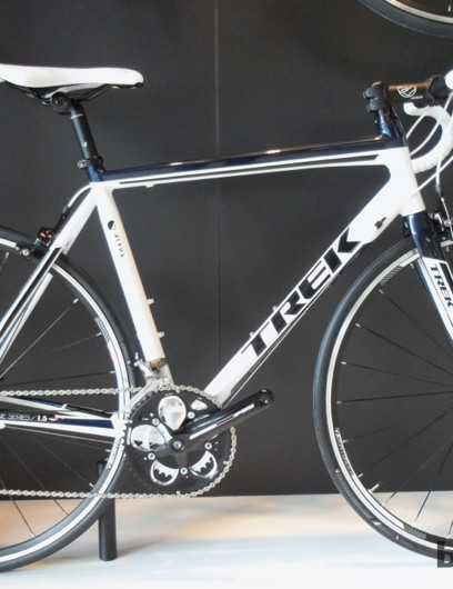 The 1.5 gains a 10-speed Tiagra upgrade over the 1.2
