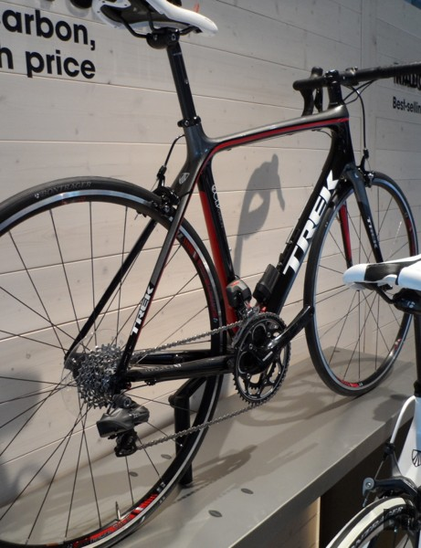 The 4.9 now comes with Ultegra Di2 for £2600/$4,060