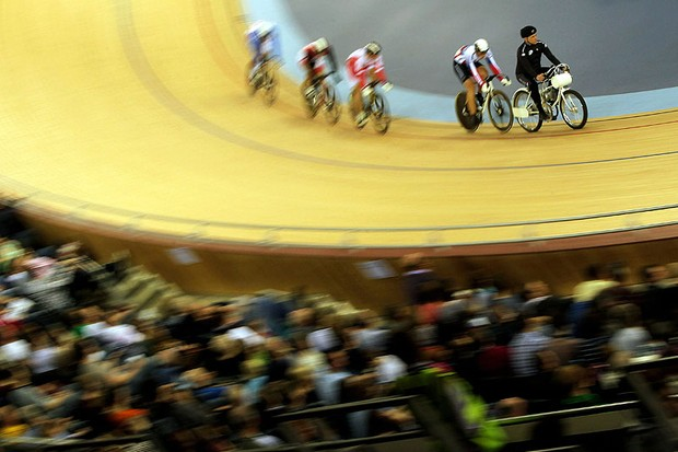 Keirin is big business in Japan