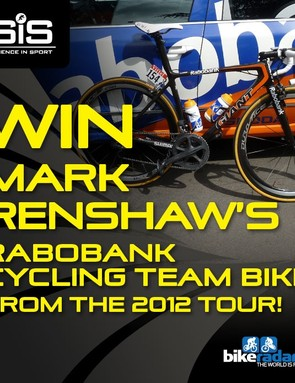 Win Mark Renshaw's Tour de France bike