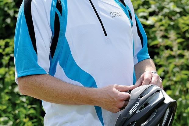 Gore Fusion Trail jersey