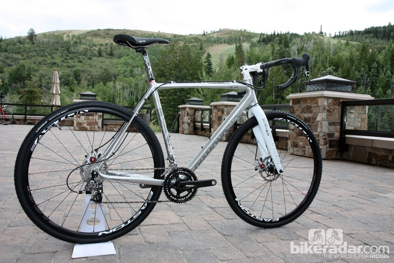 Diamondback will include a high-end disc brake cyclo-cross bike for 2013, called the Steilacoom RCX Pro Disc