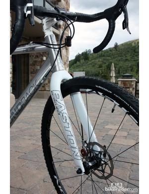 Diamondback spec the new Steilacoom RCX Pro Disc cyclo-cross bike with Easton's new EC90 XD carbon fork