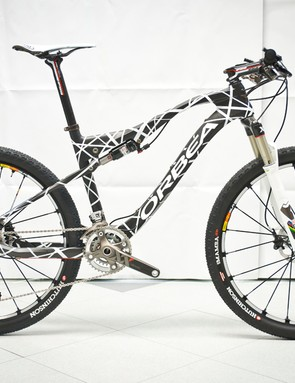 The 2013 Oiz should be a cross-country race bike to be reckoned with