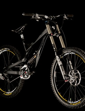 The Nukeproof Pulse will be debuted by Team CRC/Nukeproof this weekend in Val d'Isere