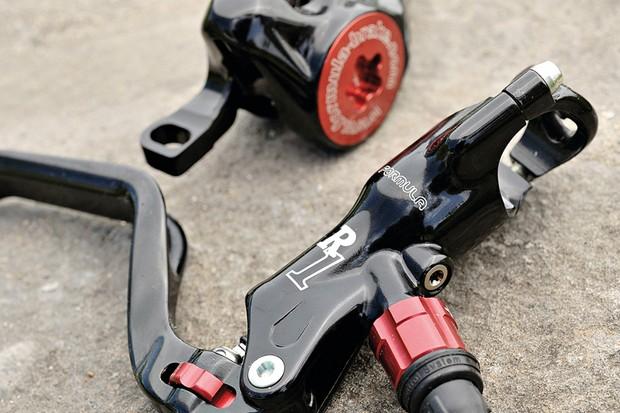 Formula R1 disc brake