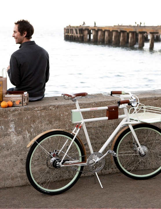 Most bikes that cost $3,500 are meant to be ridden in lycra or in performance mountain gear. Not this one