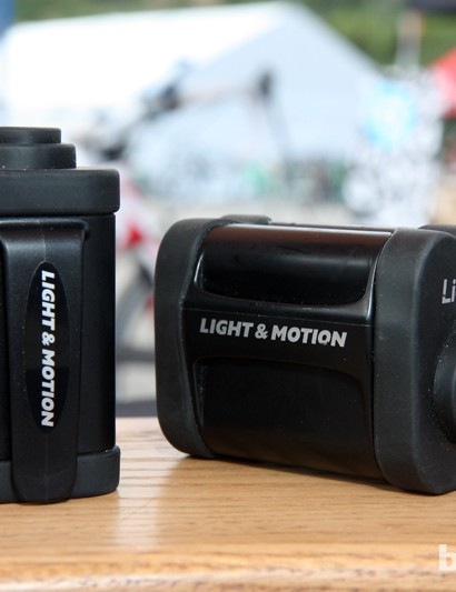 Light & Motion will offer the Seca 1700 with standard three-cell batteries (US$469) or an 'Enduro' configuration with a six-cell pack (US$549) that boosts run time on the maximum setting to two hours 30 minutes