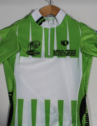 The USA Pro Cycling Challenge used Pearl Izumi for its leaders jerseys in 2012