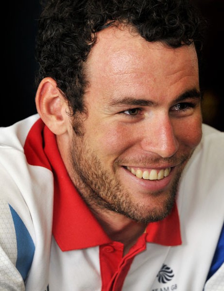 Mark Cavendish (Sky) is relishing the opportunity to become Olympic road race champion