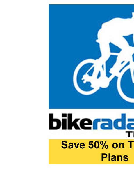 BikeRadar Training plan sale