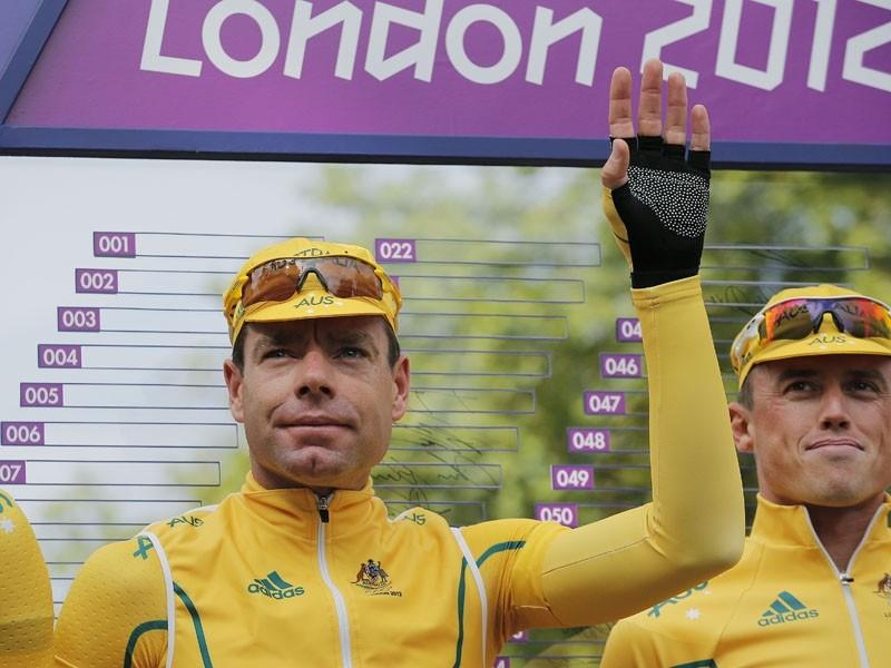 Cadel Evans won't contest the Olympic men's time trial, citing fatigue