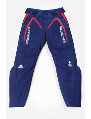 The ADIPOWER 'hotpants' were developed by Adidas, British Cycling and Loughborough University