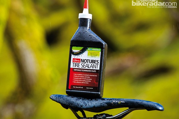 Stan's NoTubes tubeless conversion kit