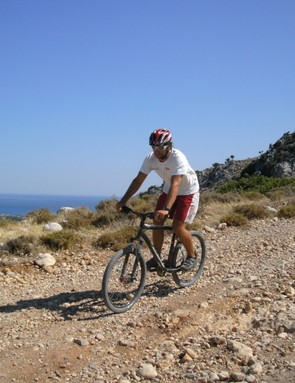 Riding in Rhodes