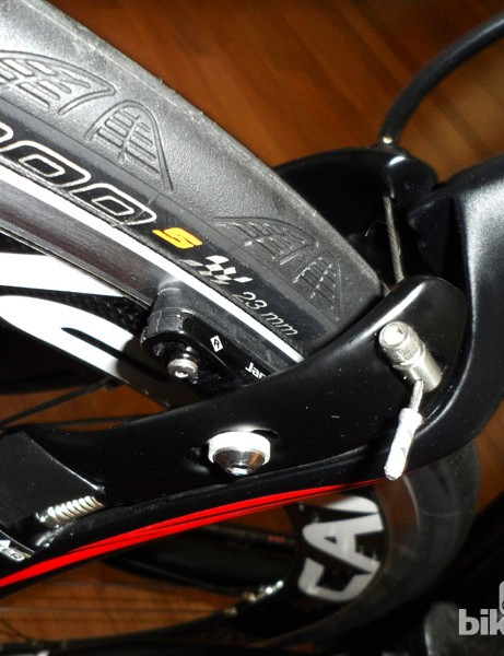 We are still impressed with the Noah's unique integrated brakes