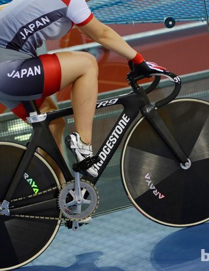 Other Japanese riders will race Bridgestone
