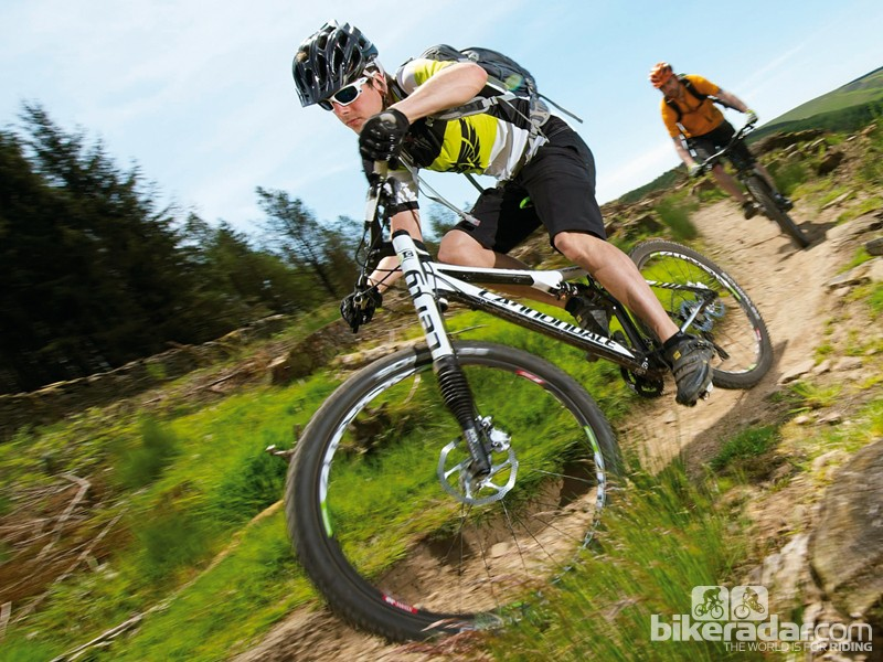 The Cannondale Scalpel is more fun than you could imagine an 80mm bike being