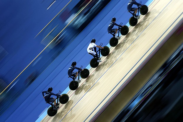 London 2012 Olympic track cycling guide