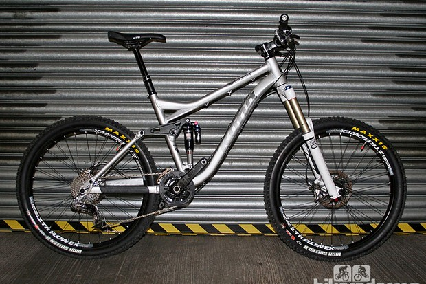 Kona Process DL is a key bike in their 2013 range, which will be launched on Monday (6 August)