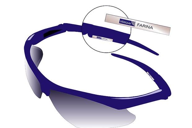 "HiWave's Farina transducers turn sports glasses into ""multimedia headsets"""