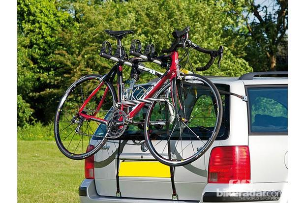 EBC Revolution Shuttle 3-Bike Carrier