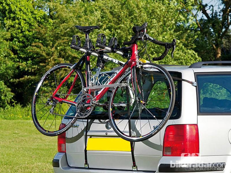 EBC Revolution Shuttle car rack
