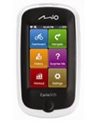 The Mio Cyclo 305 HC computer is packed with features