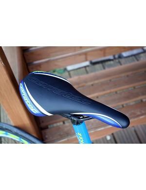 Corratec's own saddle on the Pro CCT