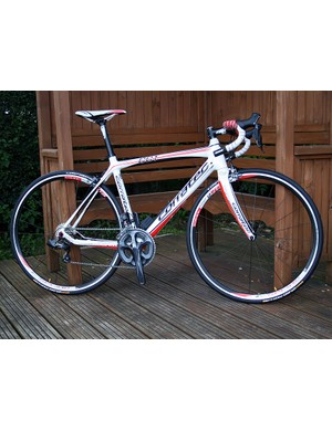 The CCT Team bike comes with Ultegra Di2 and costs £3,199.90