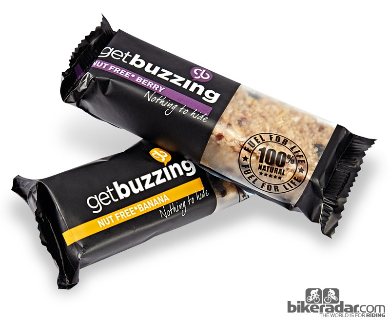 Get Buzzing energy bars