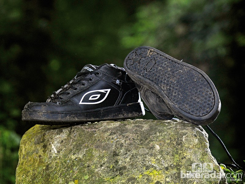 O'Neal Trigger flat pedal shoes