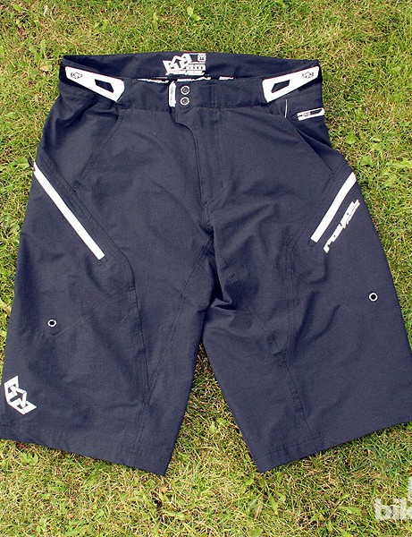 The Signature shorts (£89.99) are designed with trail riding in mind and come in olive green or black