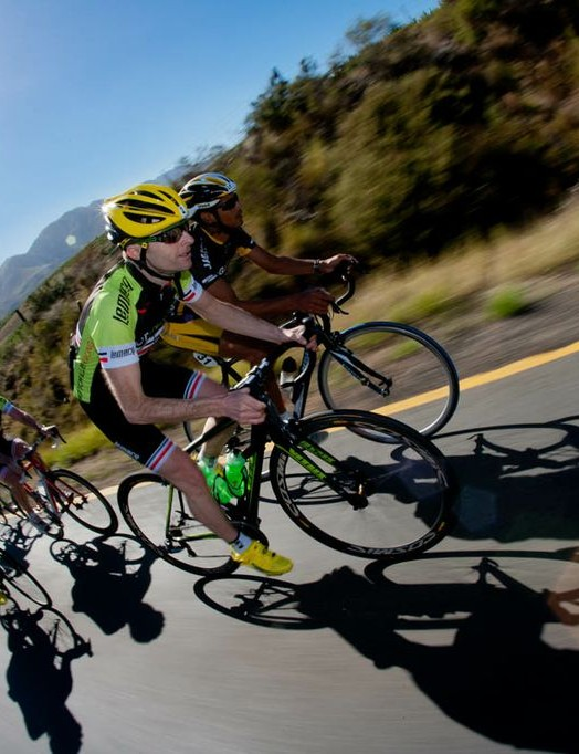 The epic 525km 4-stage Cape Rouleur winds through South Africa's Western Cape