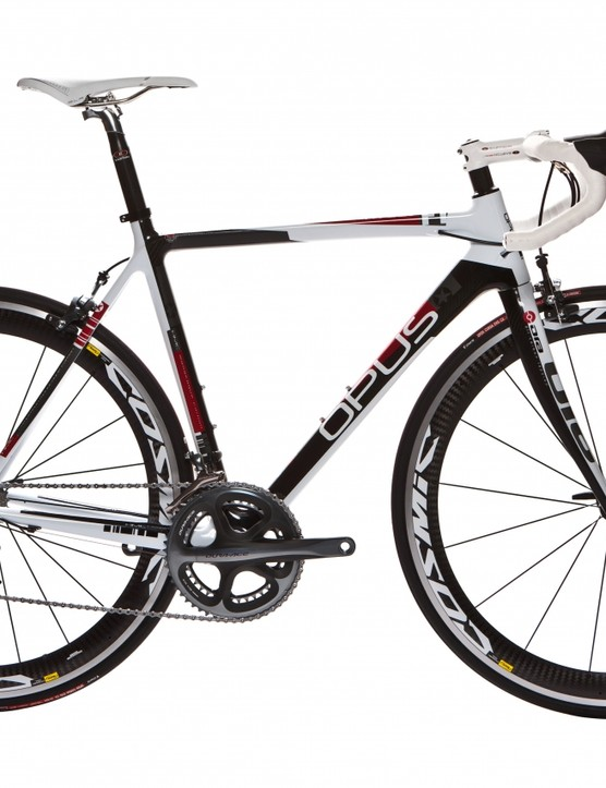 Opus Bikes got its start on the road. The Vivace sells for $6,500