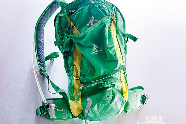 Vaude Aquarius 8+3 hydration pack