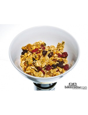 High GI cereals are good for fast post-ride recovery