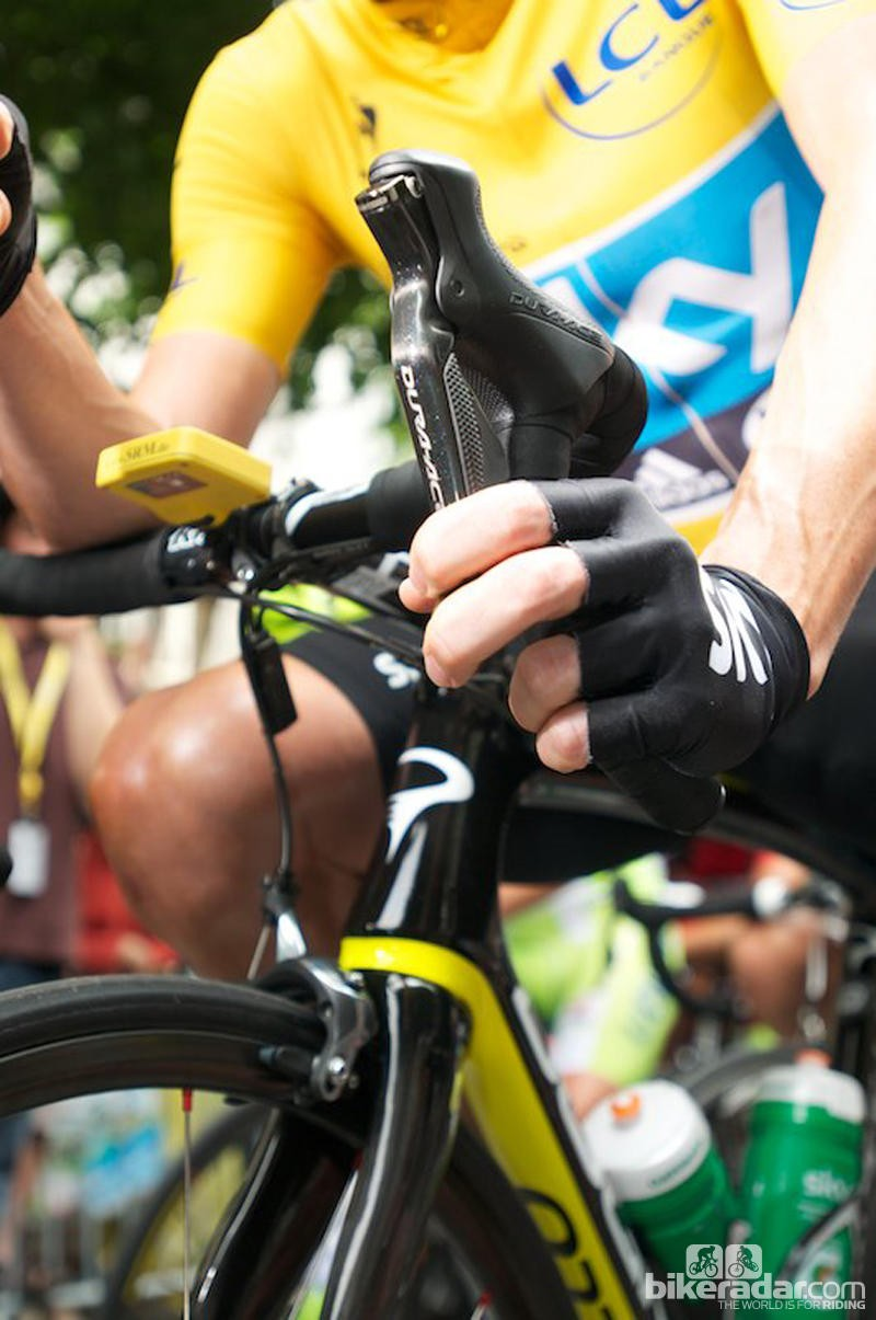 If you want to ride like a Tour favourite, diet should be a key consideration when you're training